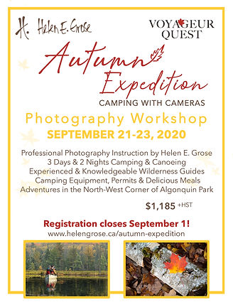 Autumn Expedition Photography Workshop 2