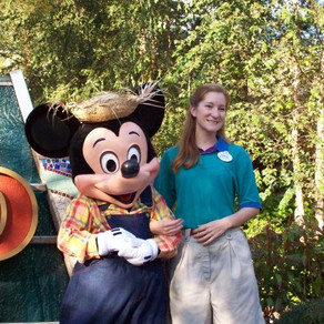 Spotlight: Disney Professional Intern