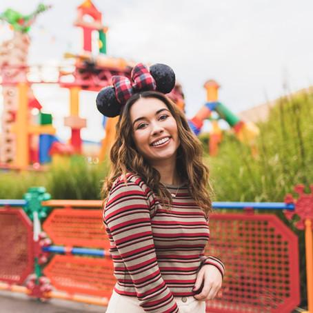 Spotlight: Disney Character Performer