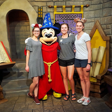 Checking Things Off of My Disney Bucket List