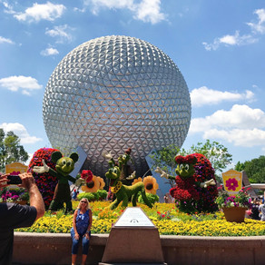 Epcot's Flower & Garden Festival in Pictures