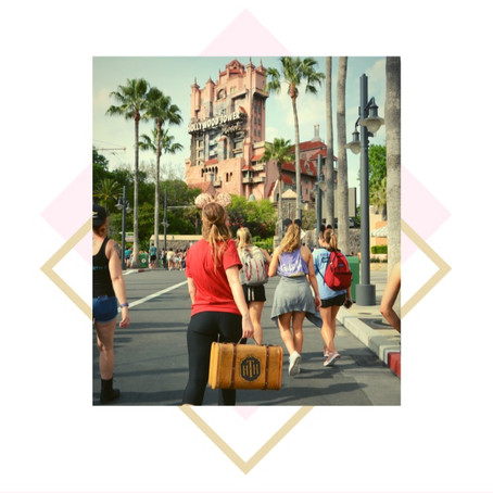 Amazon Pack List for Disney Trips