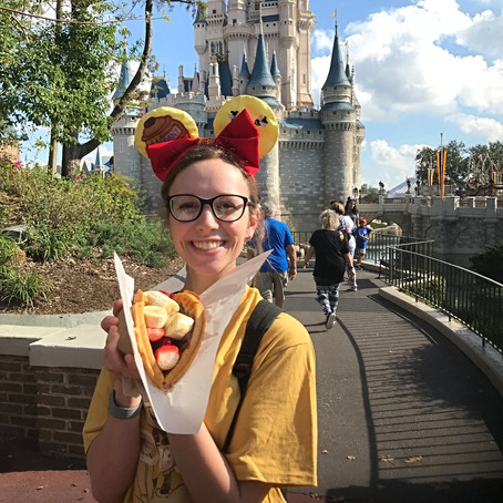 5 Must-Try Disney World Snacks