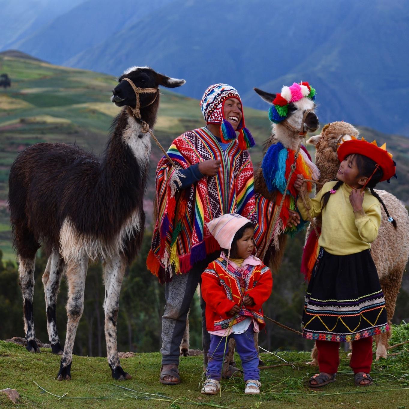 Children of Chinchero