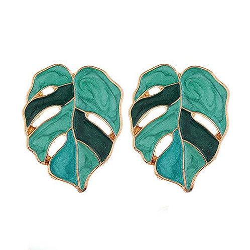 Monsteria Leaf - Green