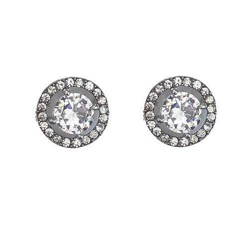 The Kelsi Studs Silver