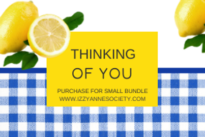 Thinking Of You - Small Bundle