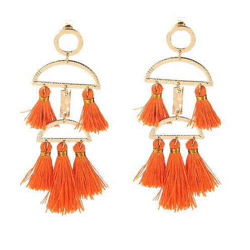 Tassel Chime Orange