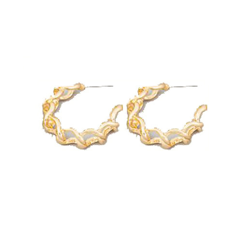 Chain Link Hoops2