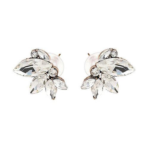 Petal Bling - Silver