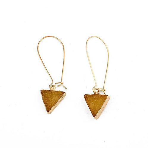 Triangle Cream Stone