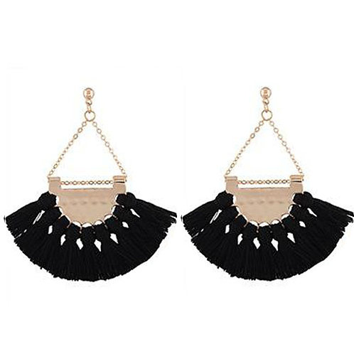 Black Swing Tassel