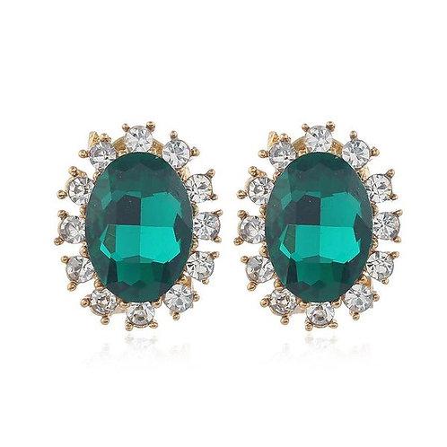 Emerald Classic Studs