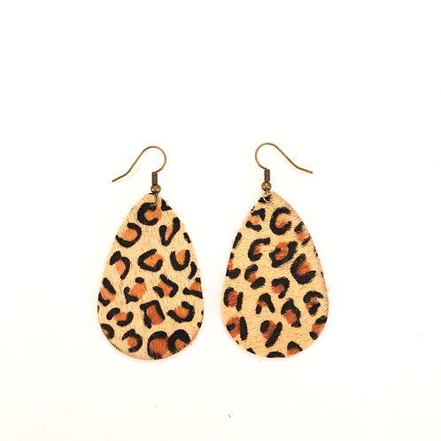 Teardrop Light Leopard
