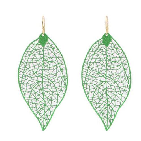 Green Leaf Metal