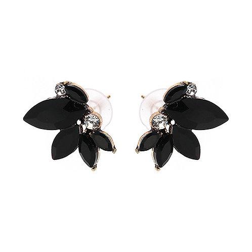 Petal Bling - Black