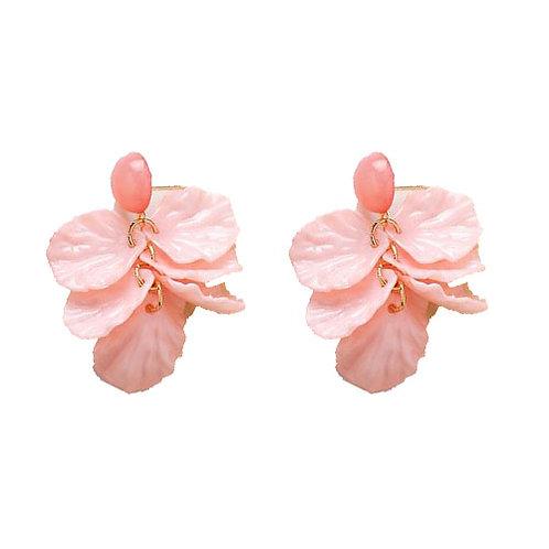 Floral Dangle Pink
