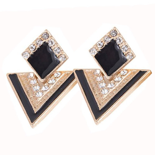Double Diamond Black