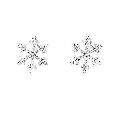 Snowflake Studs