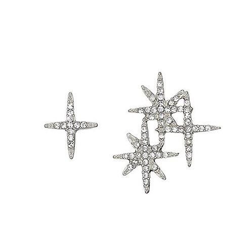 Twinkle Twinkle - Silver Studs