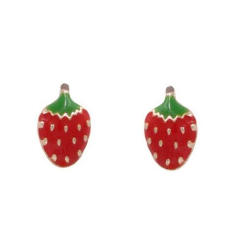 Strawberries Studs