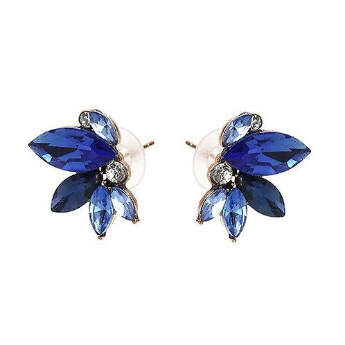 Petal Bling - Blue