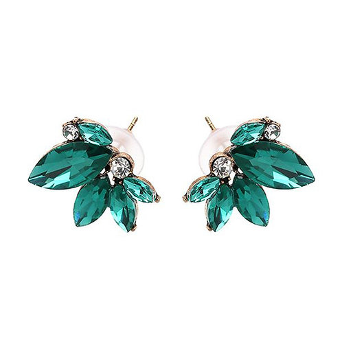 Petal Bling - Emerald