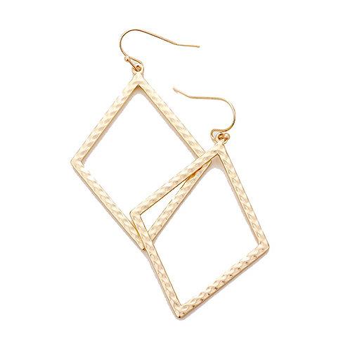 Metal Gold Diamond
