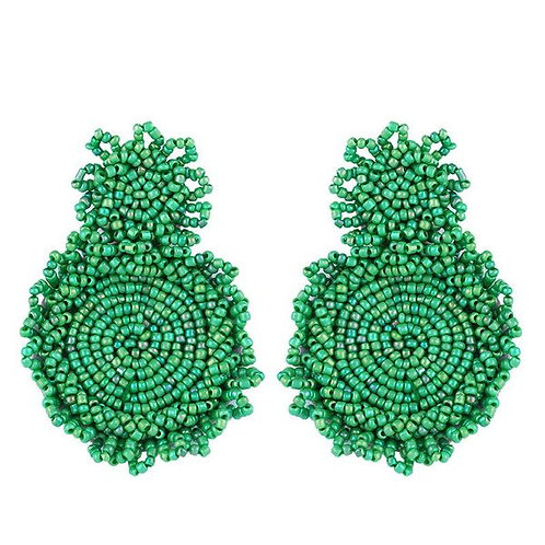 Beaded Evergreen