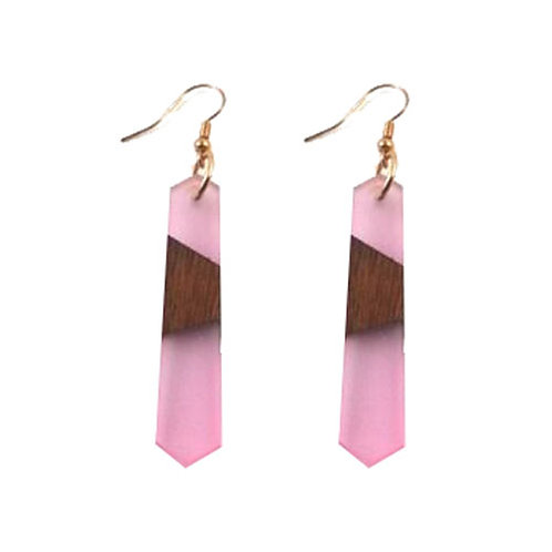 Wood Stick Pink