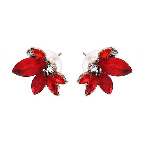 Petal Bling - Red