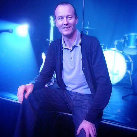 Mike Maidment - Minstry of Music founder