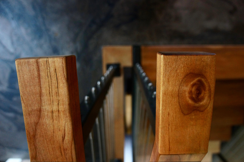 NW Contemporary custom handrail