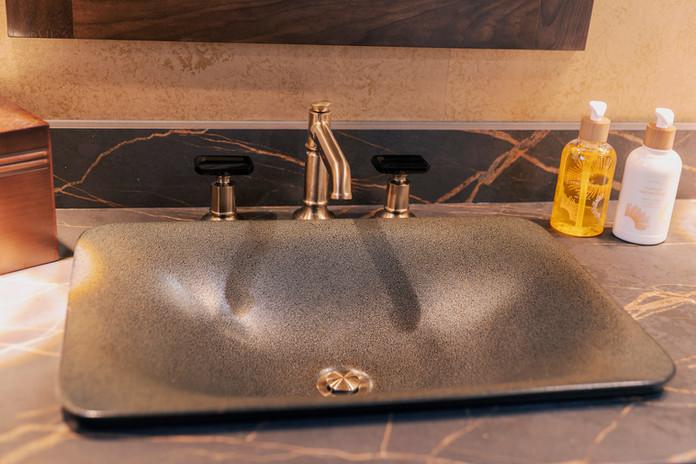 Shagreen Sink