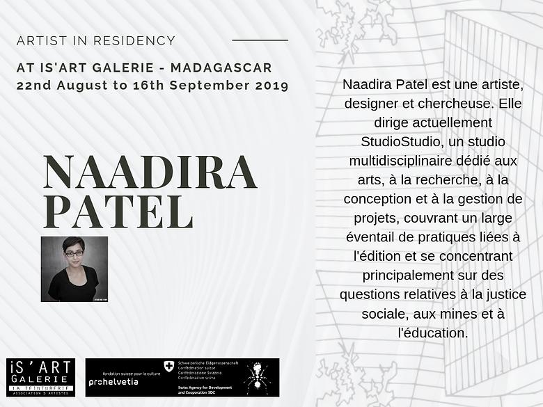 NAADIRA artist in residency Poster 3.png