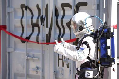 The D-MARS 01 Spacesuit