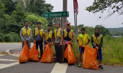 Road Clean Up 2017