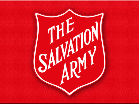 Salvation Army Clothing Drive