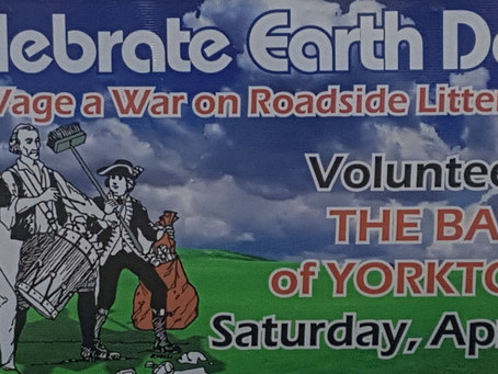 Battle of Yorktown, April 13th