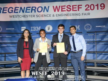 """WESEF 2019 """"Community Impact"""" Award"""