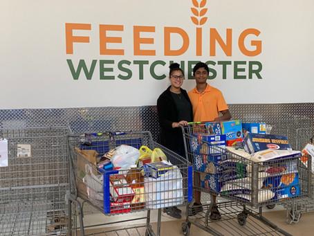 Feeding Westchester Food Drive