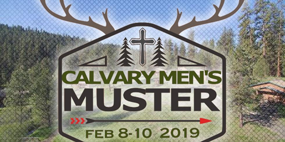 Calvary Men's Muster