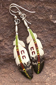 Golden Eagle Sage w-Horse Tracks 4x6.jpg