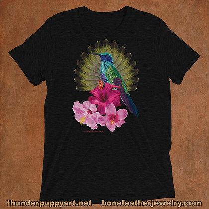 Hummingbird Short-Sleeve Unisex T-Shirt