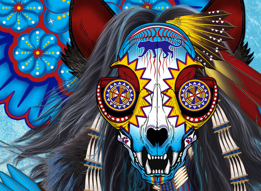 """Los Muertos Indios """"Peyote Cat"""""""