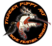 thunder puppy art