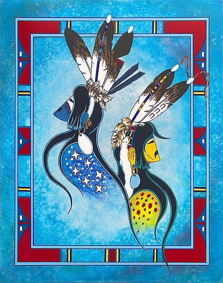 Dakota Warrior Spirits