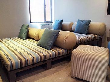 Cuarto de TV - creación de muebles