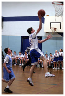 #SGSDanbury Boys JV Basketball