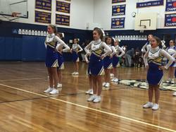 #SGSDanbury Cheerleaders
